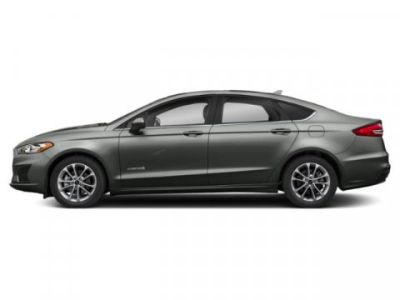 2019 Ford Fusion Hybrid SEL (Magnetic Metallic)
