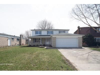4 Bed 3 Bath Foreclosure Property in Canton, MI 48187 - Lombardy Dr