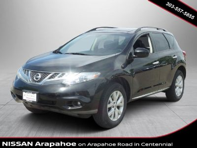 2014 Nissan Murano S (Super Black)