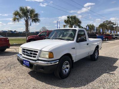 2002 Ford Ranger Edge (White)