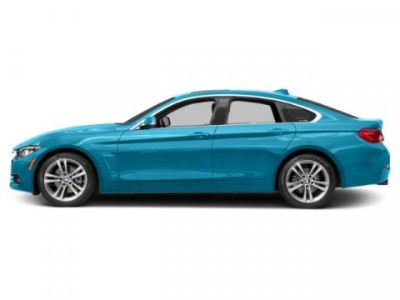 2019 BMW 4 Series 430i xDrive (Snapper Rocks Blue Metallic)