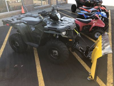 2015 Polaris Sportsman 570 Utility ATVs Elkhart, IN