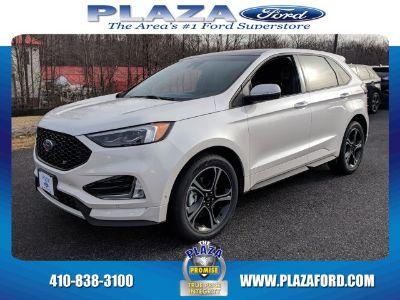 2019 Ford Edge (White Platinum)