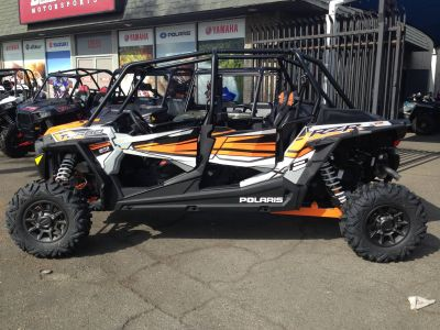 2018 Polaris RZR XP 4 Turbo EPS Sport-Utility Utility Vehicles Bellflower, CA