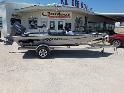 2011 Xpress H17 Bass Boats Eastland, TX