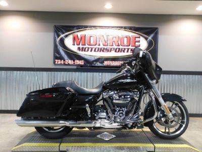 2017 Harley-Davidson Street Glide Touring Motorcycles Monroe, MI