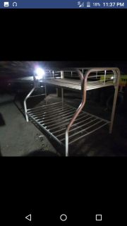 Bunk Bed Frame In Good Condition