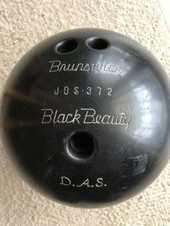 Bowling Ball - strikes only!