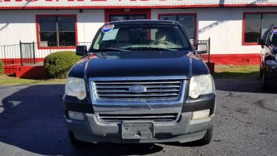 2007 Ford Explorer XLT (Black)