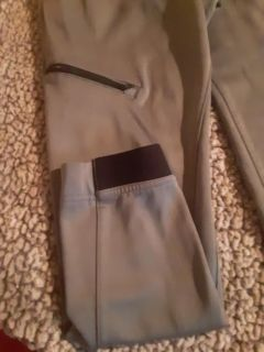 Dri Fit little girls athletic pants size small