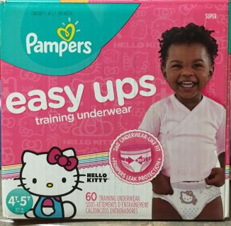 Pampers $18 New!