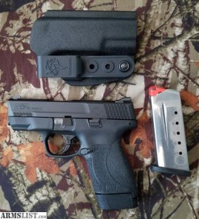 For Sale: S&W Shield .45 w/ 2 mags and holster
