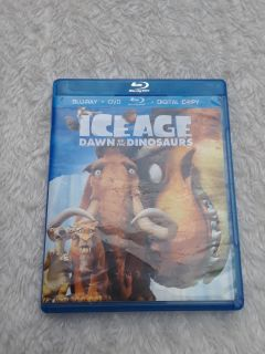 Ice Age BLU RAY DISC INSIDE ONLY