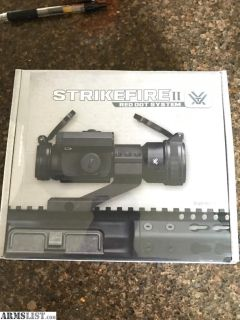 For Sale: Vortex Strikefire II only $140
