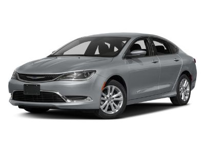 2016 Chrysler 200 Limited (Vivid Blue Pearlcoat)