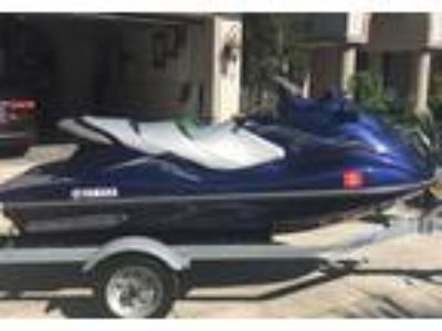 2014 Yamaha Wave-Runner-VX-Deluxe PWC in Homosassa, FL