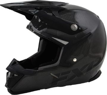 Purchase FXR X1 Carbon Helmet Black Matte motorcycle in Holland, Michigan, United States, for US $379.99