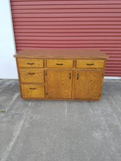 Buffet / Cabinet ( Solid Wood )