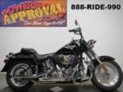 Used 2005 Harley-Davidson FLSTF - Fat Boy