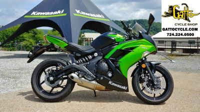2014 Kawasaki Ninja 650 Sport Motorcycles Tarentum, PA