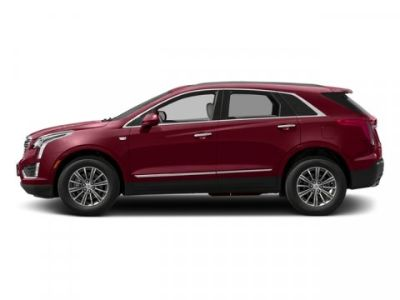 2018 Cadillac XT5 Luxury AWD (Red Passion Tintcoat)
