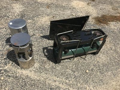 Coleman Stoves