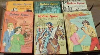 $35 OBO The Robin Kane Series by Eileen Hill