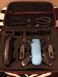DJI Spark With Extras!