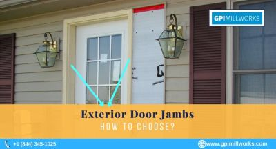 How to Choose Exterior Door Jambs – Gpimillworks.com