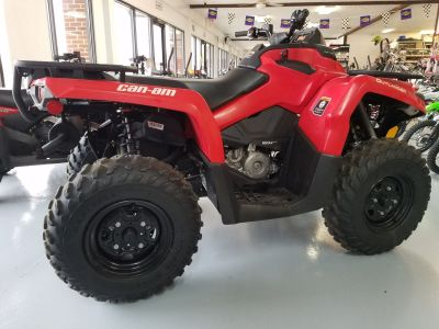2015 Can-Am Outlander L 450 Utility ATVs Lafayette, IN