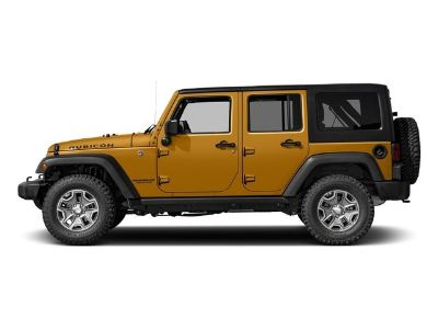 2017 Jeep Wrangler Unlimited Rubicon (Gobi Clearcoat)