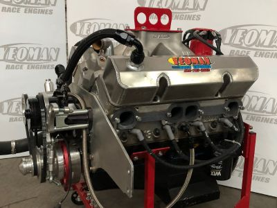 400 13 Degree Nitrous Drag Engine