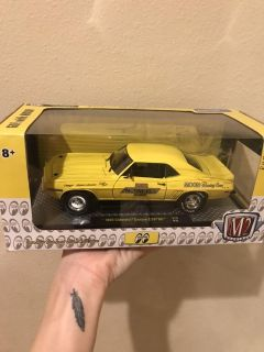 1969 Chevrolet Camaro z/28 RS M2 moon eyes collectible