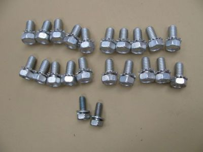 Purchase 65-74 Corvette BIG BLOCK OIL PAN BOLTS correct 427 396 bolt motorcycle in San Diego, California, United States, for US $25.00