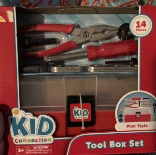 New in box tool set