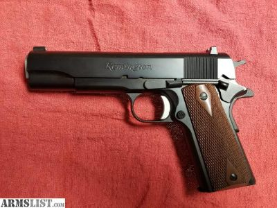 For Sale: Remington 1911 R1 45acp