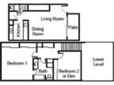 Beverly Plaza Apartments - Plan H