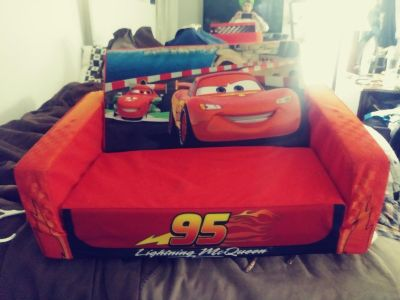 Cars bed / chair