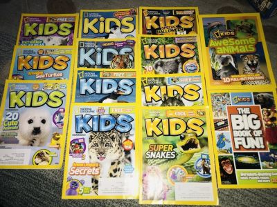 Nat Geo Kids Collection