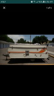 1978 starcraft starlight pop up camper