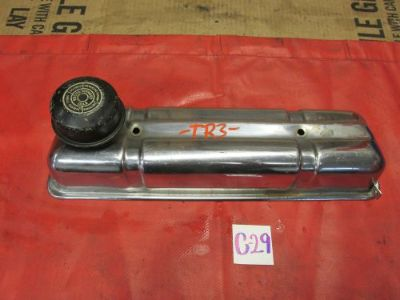 Purchase Triumph TR3, Original Chrome Valve Cover & Original Oil Filler Cap, A Real TR3.! motorcycle in Kansas City, Missouri, United States, for US $64.99