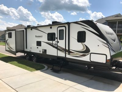 2017 Keystone PASSPORT GRAND TOURING 3290BH