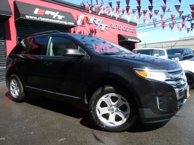 2013 Ford Edge SEL (Tuxedo Black Metallic)