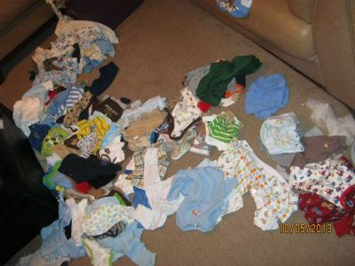 baby clothes (Boyce)