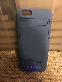 Power Case phone charger for iPhone 6