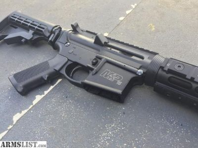 For Sale: Smith and Wesson M&P15 Sport