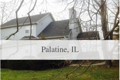 Palatine is the Place to be! Come Home Today. 3+ Car Garage!