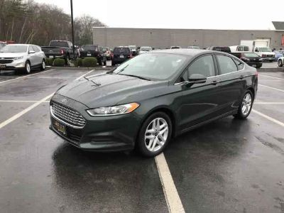 Used 2015 Ford Fusion 4dr Sdn FWD