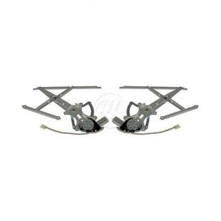 Purchase 05-12 Tacoma Pickup Truck Front/Rear Window Regulator w/Motor Pair Set of 2 NEW motorcycle in Gardner, Kansas, US, for US $134.95