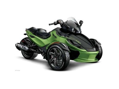 2013 Can-Am Spyder RS-S SE5 Trikes Motorcycles Oakdale, NY